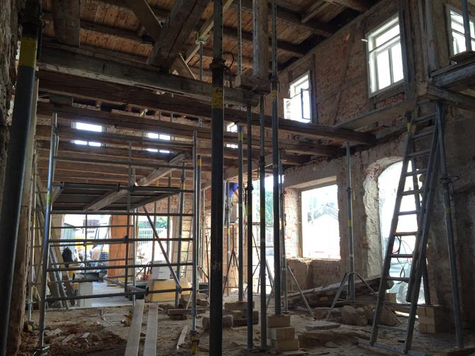 Bauvorhaben Herrengasse 19