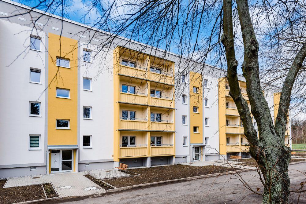 Wohnhaus B 7 in Klingenberg