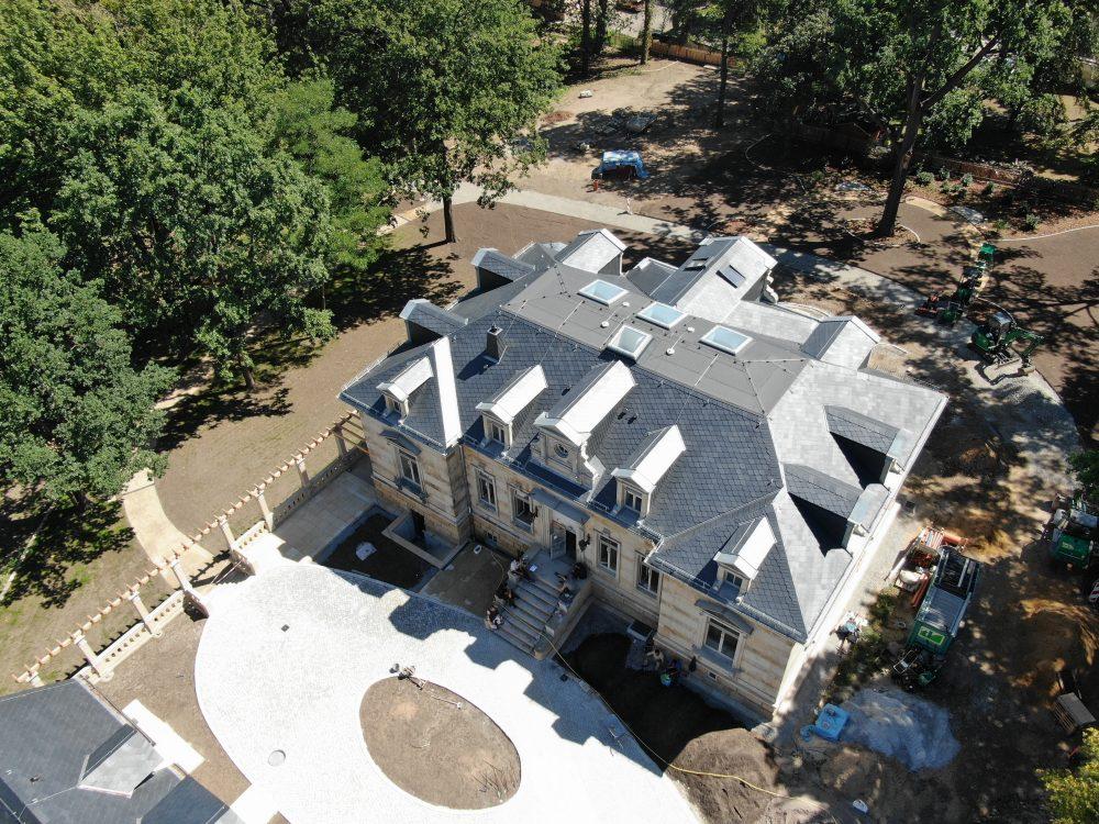 Villa Erlwein mit unserer Hilfe wiedererweckt